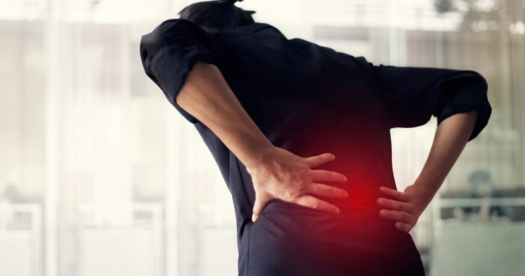 The Causes Of Chronic Lower Back Pain