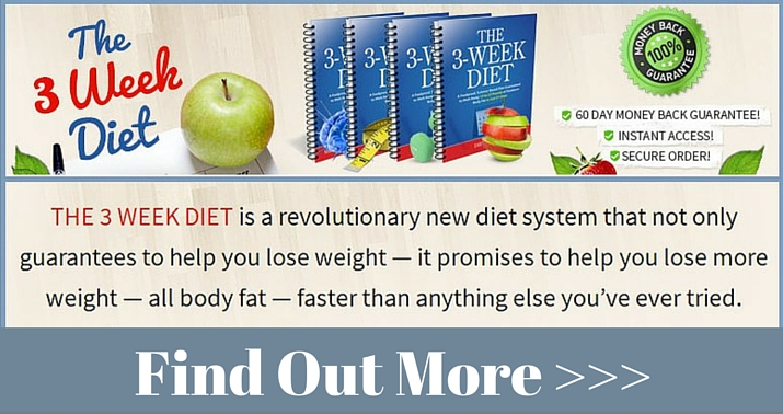The 3 Week Diet Plan Review